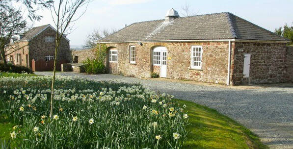 Holiday cottage Coach House, Rosemoor, iPembrokeshire, South West Wales
