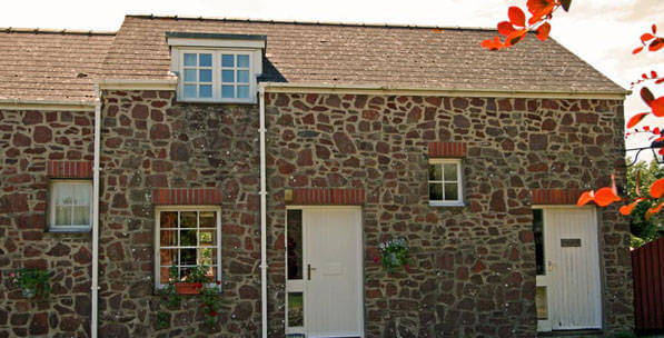 Holiday cottage Orchard, Rosemoor, Pembrokeshire, South West Wales