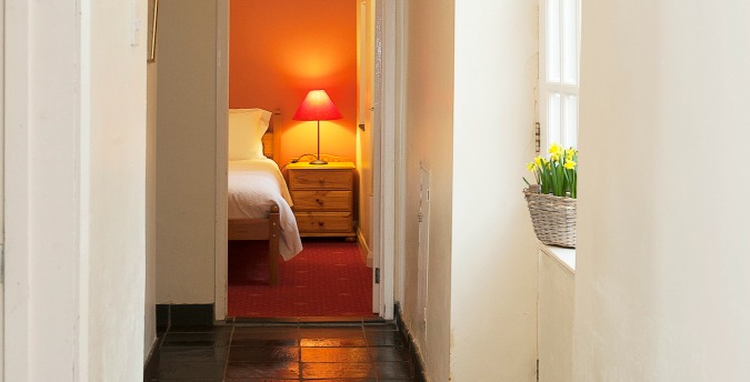 Hallway, The Coach House - a pet friendly holiday cottage at Rosemoor, Pembrokeshire, South West Wales