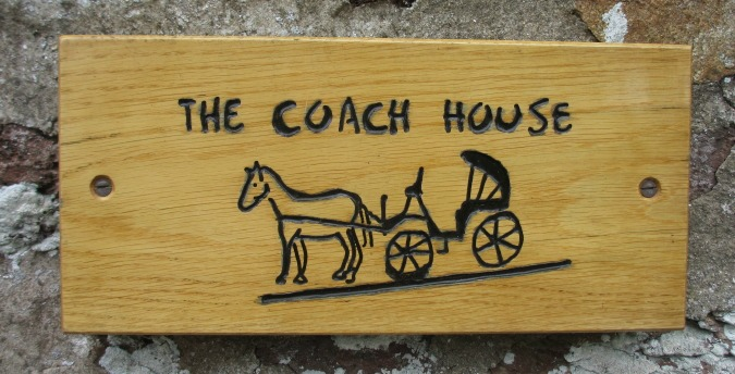 Welcome to The Coach House - a pet friendly holiday cottage at Rosemoor, Pembrokeshire, South West Wales