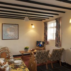 Orchard Cottage - one of the holiday cottages at Rosemoor in Pembrokeshire, South West Wales (1)