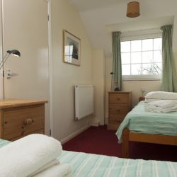 Orchard Cottage - one of the holiday cottages at Rosemoor in Pembrokeshire, South West Wales (7)