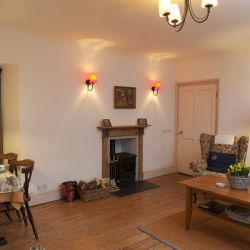 Holly Tree - a pet friendly holiday cottage at Rosemoor in Pembrokeshire, South West Wales (2)
