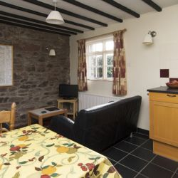 Spring Cottage - one of the holiday cottages at Rosemoor in Pembrokeshire, South West Wales (2)