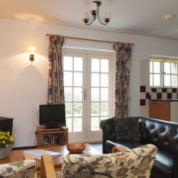 Peace Cottage - a pet friendly holiday cottage at Rosemoor in Pembrokeshire, South West Wales (1)