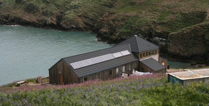 visit skomer island, self catering cottages west wales