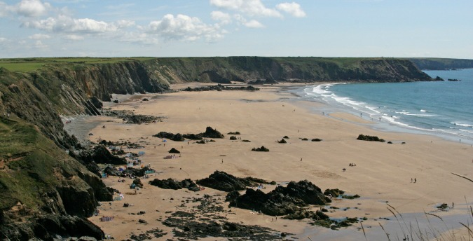 dog friendly cottages pembrokeshire, self catering in pembrokeshire