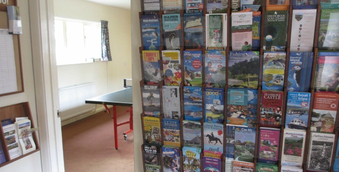 dog friendly cottages west wales, self catering in pembrokeshire, leaflets