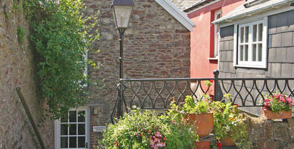 Holiday cottage Gardener's, Rosemoor, Pembrokeshire, South West Wales